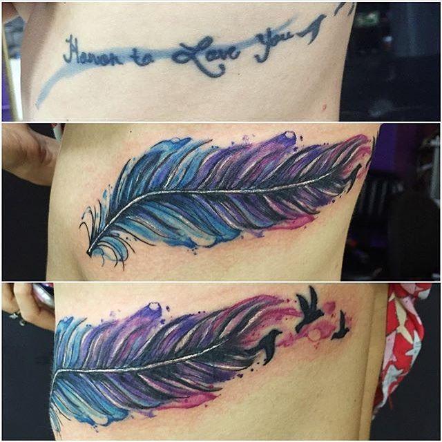 #inspirationtatto  Artista:  marcellaalvestattoo ➖➖➖➖➖➖➖➖➖➖ Marque sua Tattoo com a Tag #inspirationtatto e sua foto poderá aparecer no perfil. ✒️