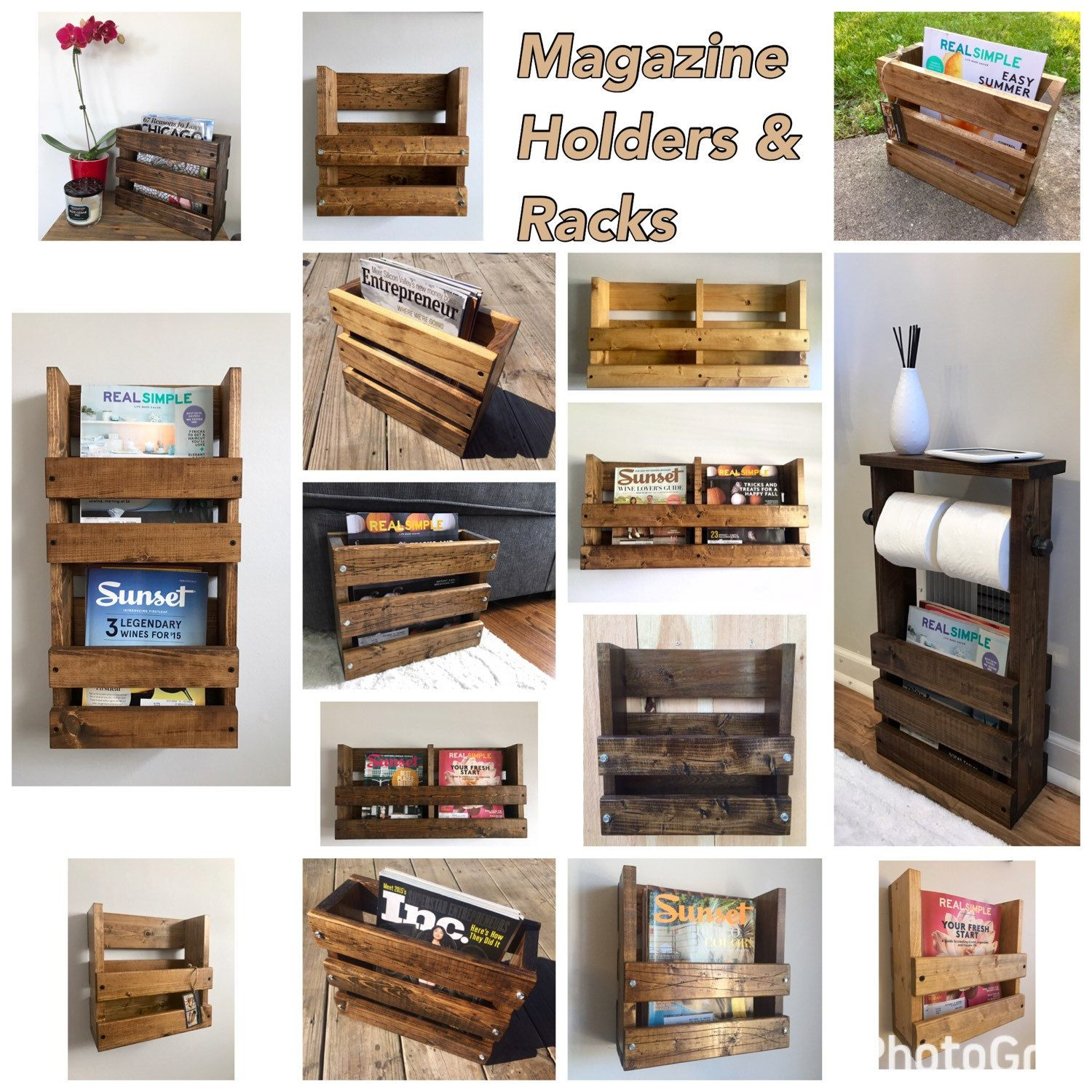 Looking for a magazine rack?