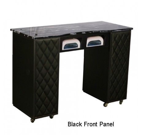 Manicure Table For Sale >> Salon Furniture Deco Le Beau Buv Manicure Table Black Salon
