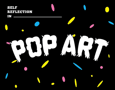 """Check out new work on my @Behance portfolio: """"Self Reflection in POP ART"""" http://on.be.net/1JqgjNP"""