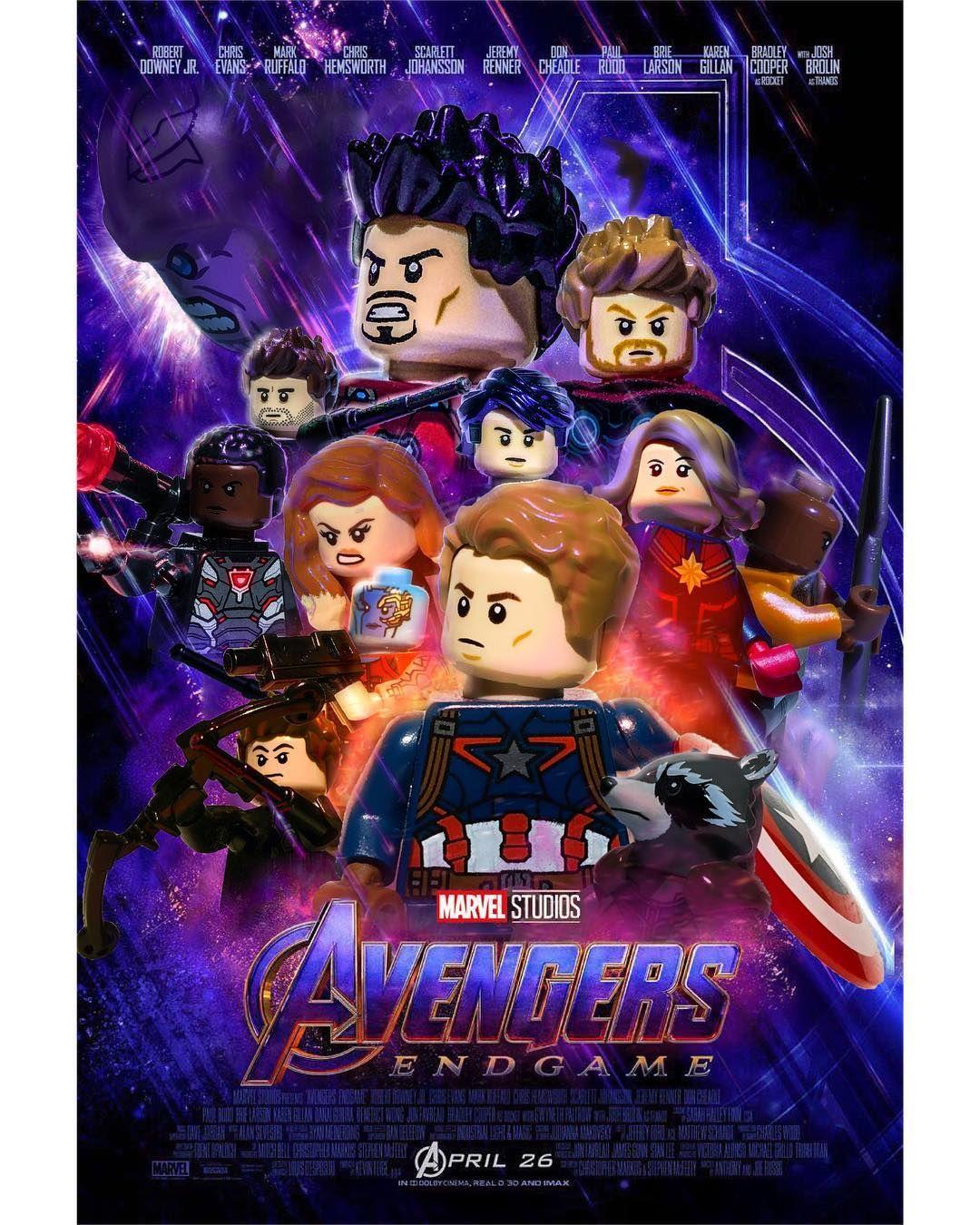 """bricksfocus on Instagram: """"Avengers: Endgame - """"We're in the endgame"""