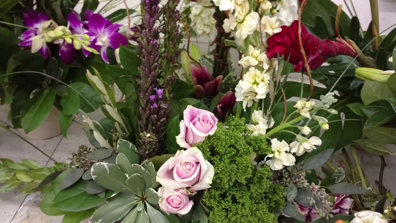 American school of flower design youtube floral