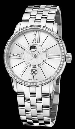 8293-122B-7/41 - Classico Luna - Classico Luna - Classical - Welcome to the Ulysse Nardin collection - Ulysse Nardin - Le Locle - Suisse - Swiss Mechanical Watch Manufacturer