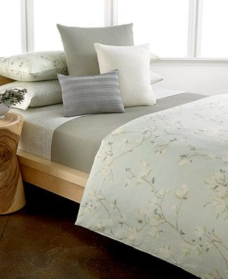 Closeout Calvin Klein Oleander Bedding Collection Bedding Collections Bed Amp Bath Macy 39 S Bed Pillows Decorative Queen Size Comforter Sets Home