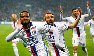 Arsenal have 29m offer for Alexandre Lacazette rejected by Lyon