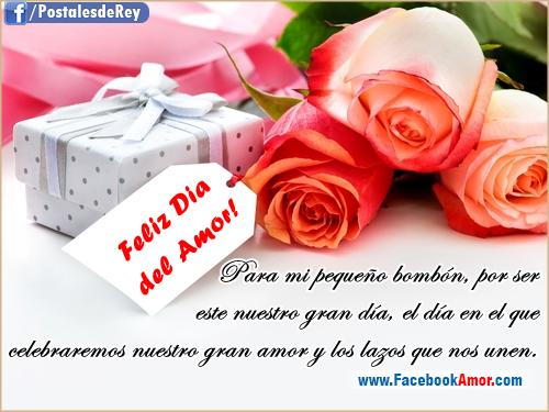 Imágenes Bonitas para Facebook Amor y Amistad: Tarjetas romanticas de amor