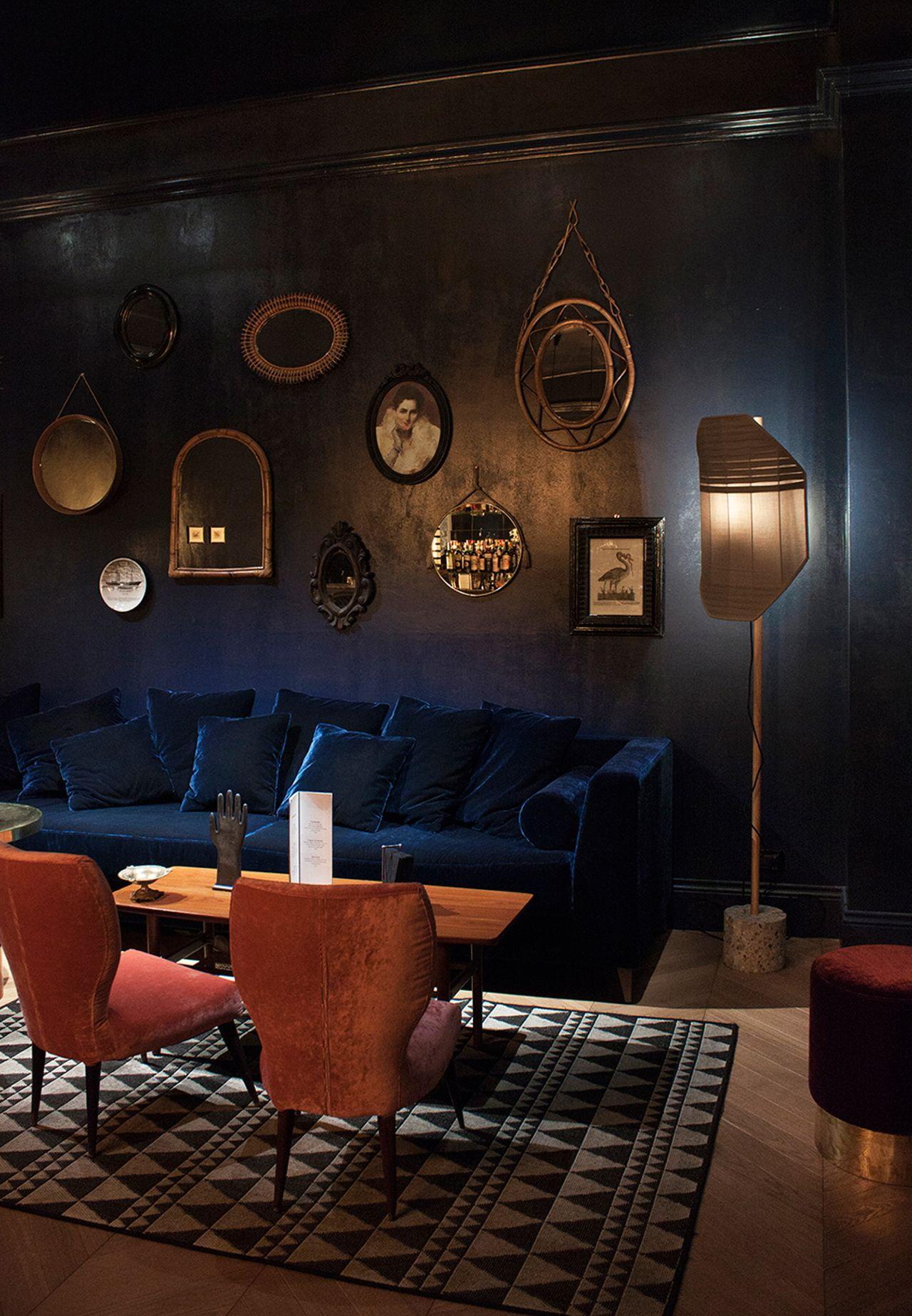 Tende Per Interni Udine mr simon a secret bar (con immagini) | design per interni