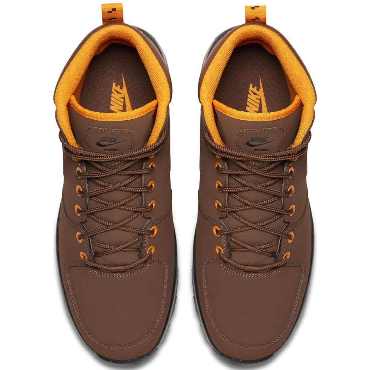 Buty Nike Manoa Leather M 454350 203 Brazowe Nike Shoes Mens Nike Shoes Shoes