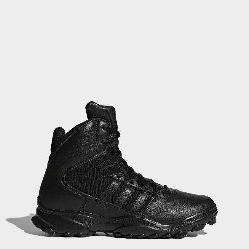 GSG 9.7 Shoes | Shoes, All black sneakers, Black adidas