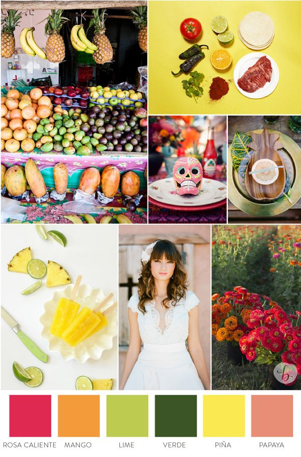 When we heard the theme of the most recent The Big Fake Wedding San Diego was Paletas de Piña, we definitely did our little happy dance. Just as we expected, the event was full of bright colors, delightful treats, and inspiring ideas for all you couples out there planning your own colorful day! View more …