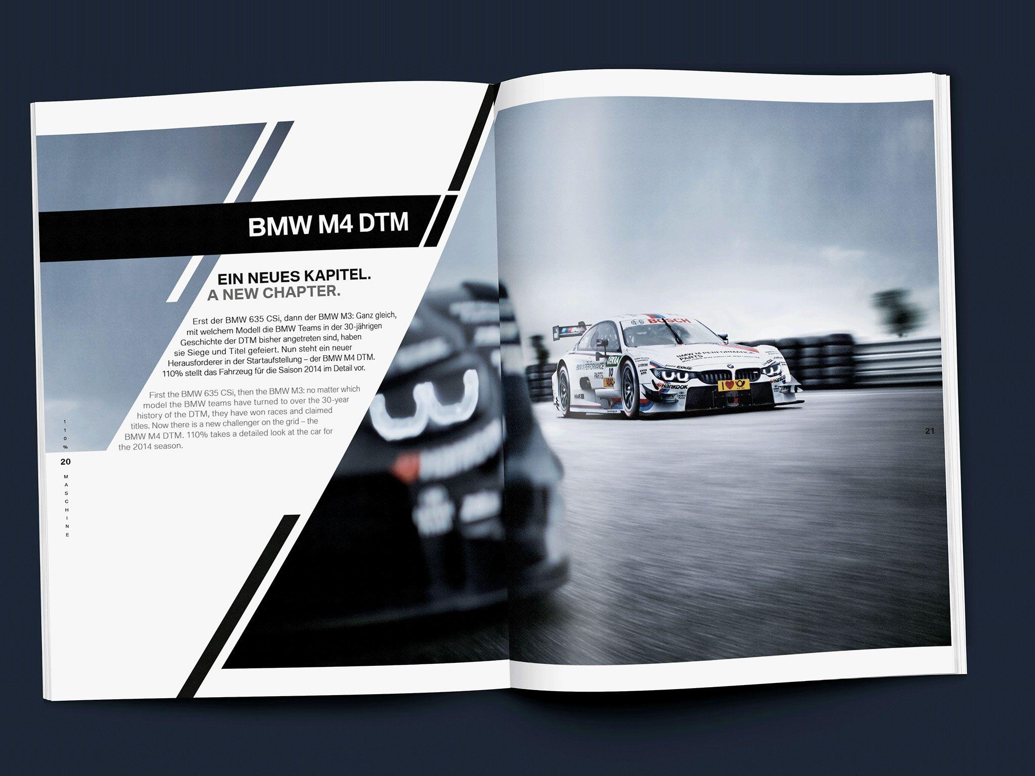 BMW Motorsport Magazine - Serviceplan Group