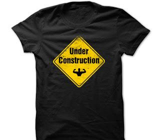 Under Construction Workout T Shirt For Men gift tee shirts and hoodies for men / women. Tags: fitness motivational t shirts, motivational gym t shirts uk, fitness motivational quotes t shirts, workout t shirts sayings, workout t shirts mens, plus size workout t shirts, #workout #fitness #tshirts #hoodies #motivational #gym #sunfrog #amazon . BUY HERE: http://tshirts.salalo.com/search/label/Fitness%20T%20Shirts