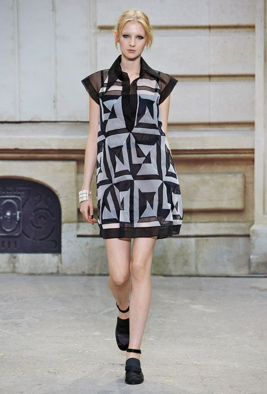 Ready-to-wear - SPRING-SUMMER 2015 - Look 80 - CHANEL