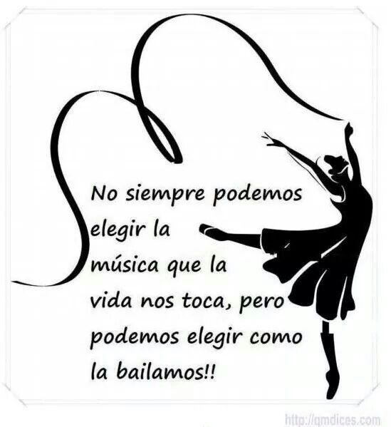 D 237 A Internacional De La Danza Frases Frases De Ballet