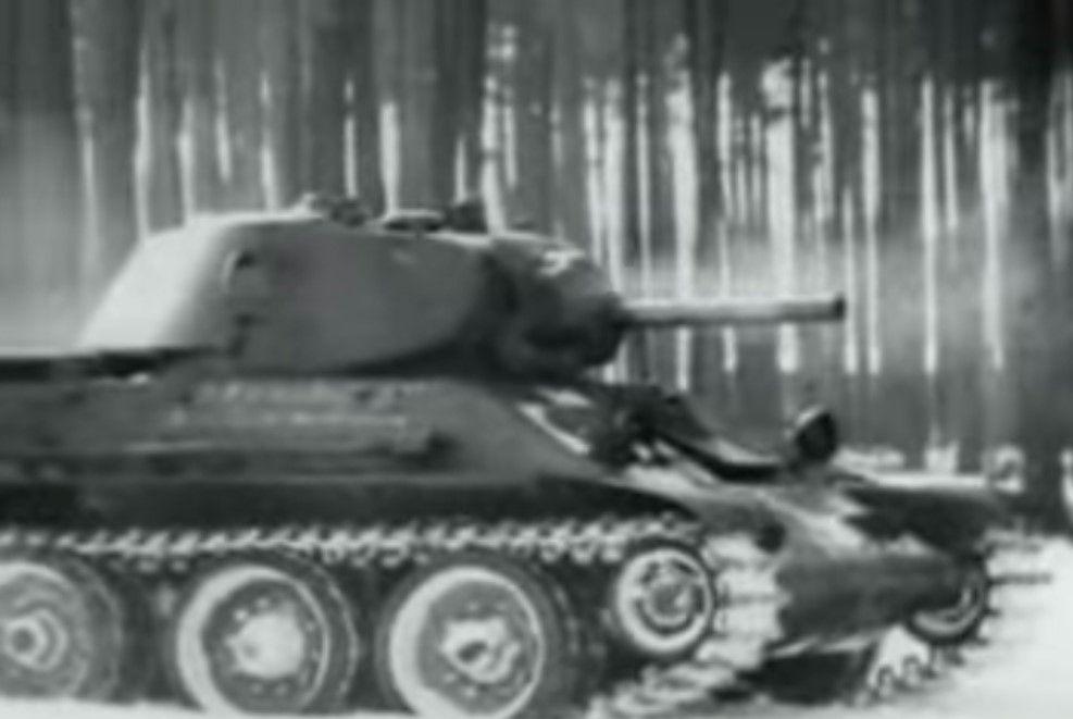 rare german anti tank training footage using stolen russian tanks