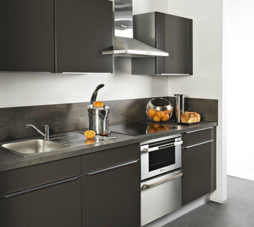 Cocina en forma de lineal   hogar   Pinterest   Ideas para, Kitchens ...
