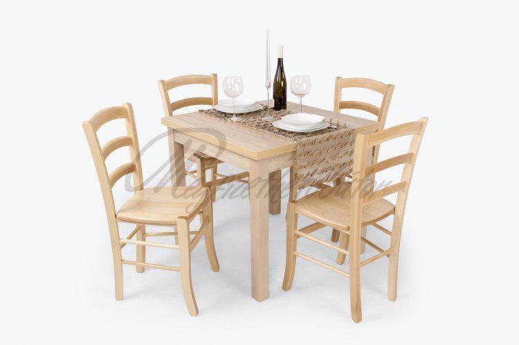 Alba étkező Berta 80-as asztallal (4 személyes)::Ingyenes ...