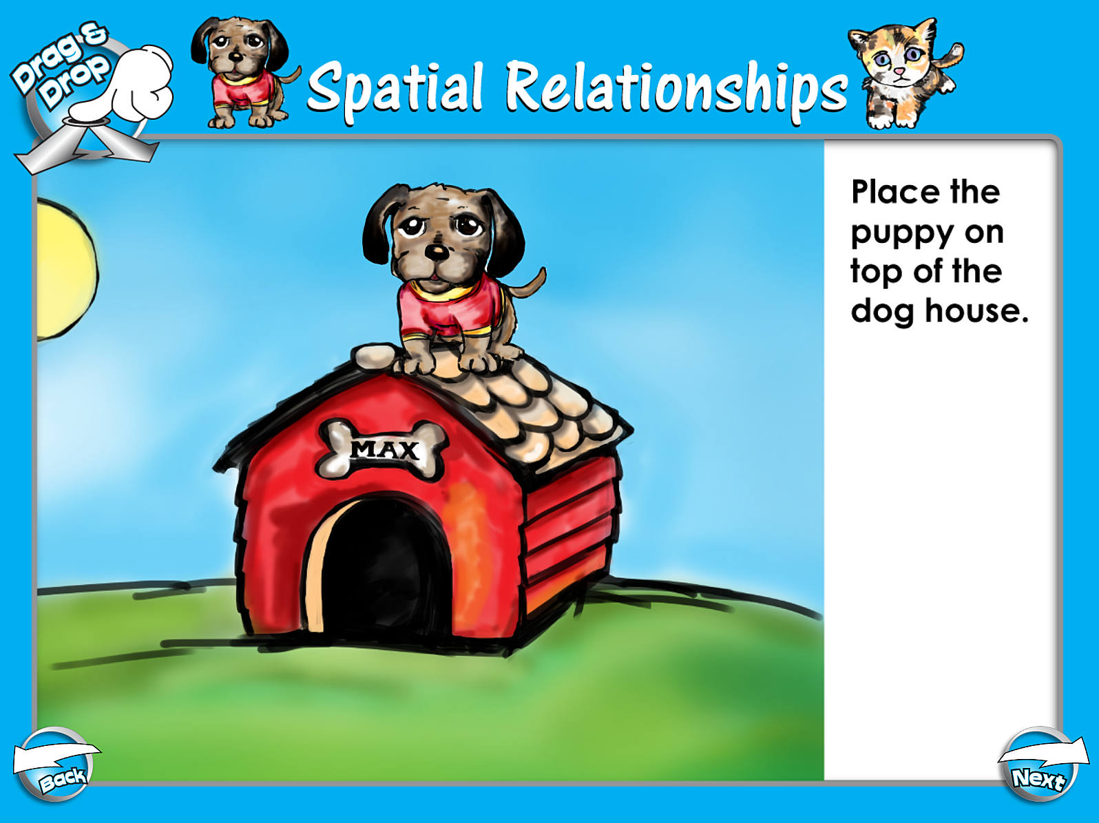 Learn All About Spatial Relationships And Other Pre K And