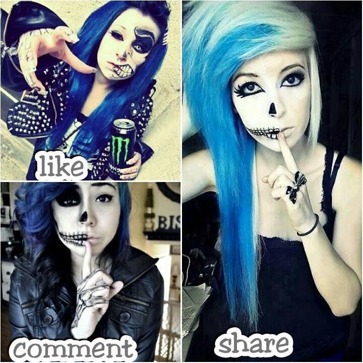Emo Scene Gothic Punk Fashion Meme Emo pictures