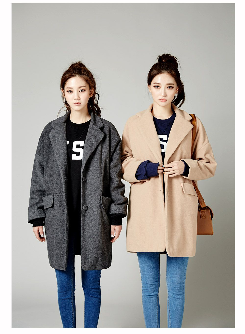 Wear spring JK  Korean fashion winter, Korean outfits, Fashion