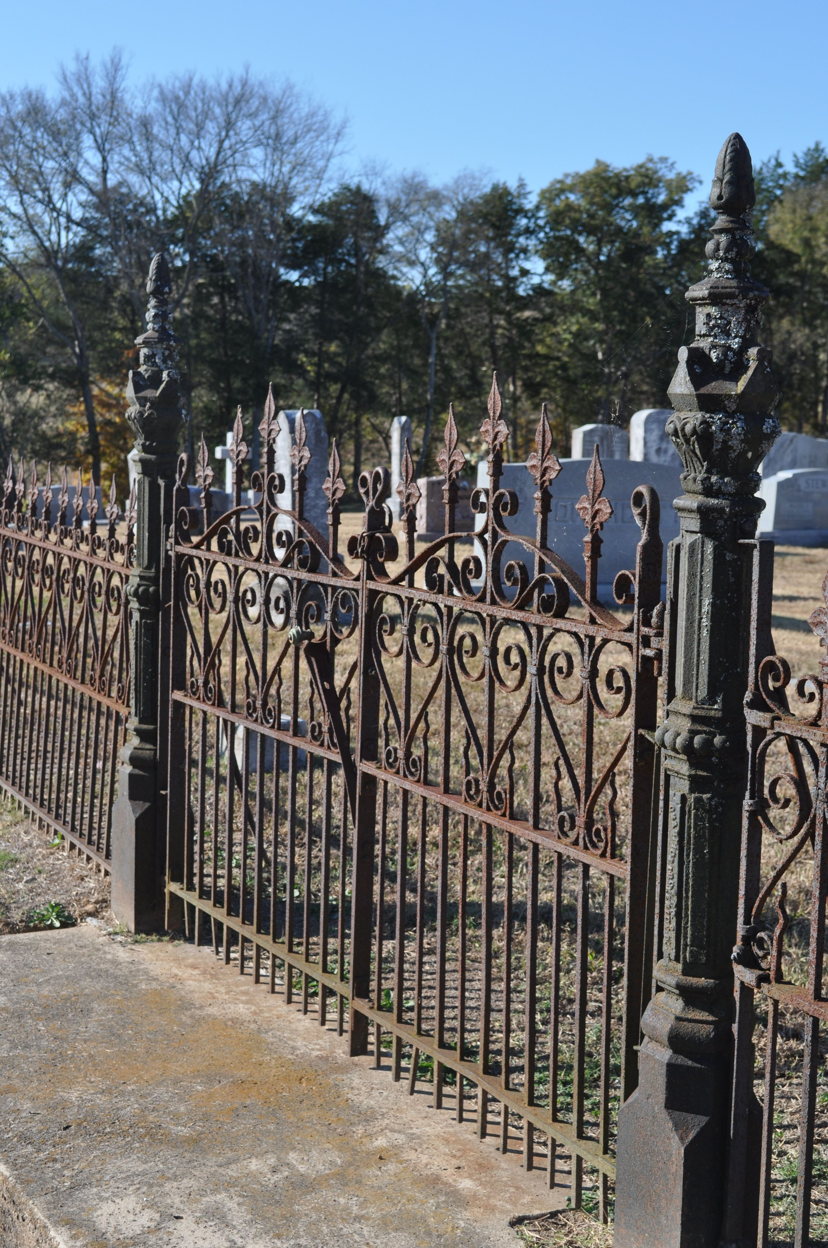 Iron Fence With Images Iron Fence Iron Gates