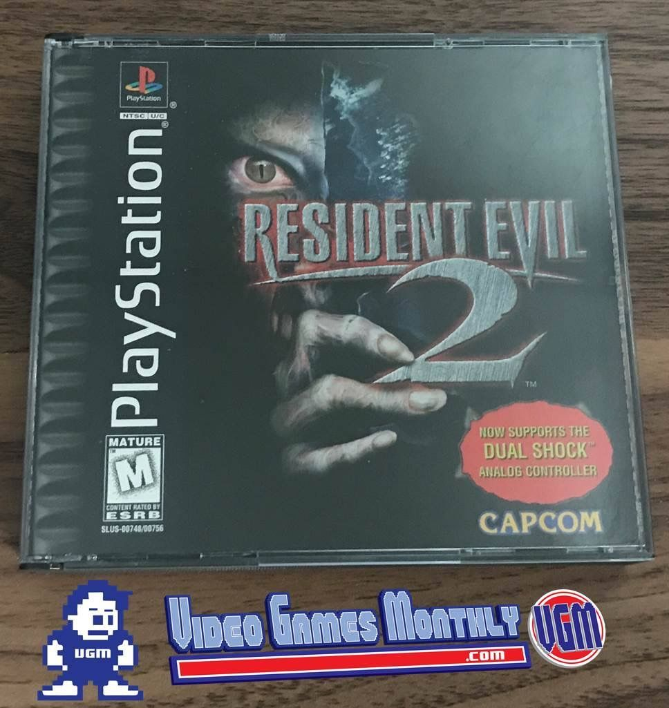 Recent Facebook Game Giveaway Resident Evil 2 For Ps1 Game