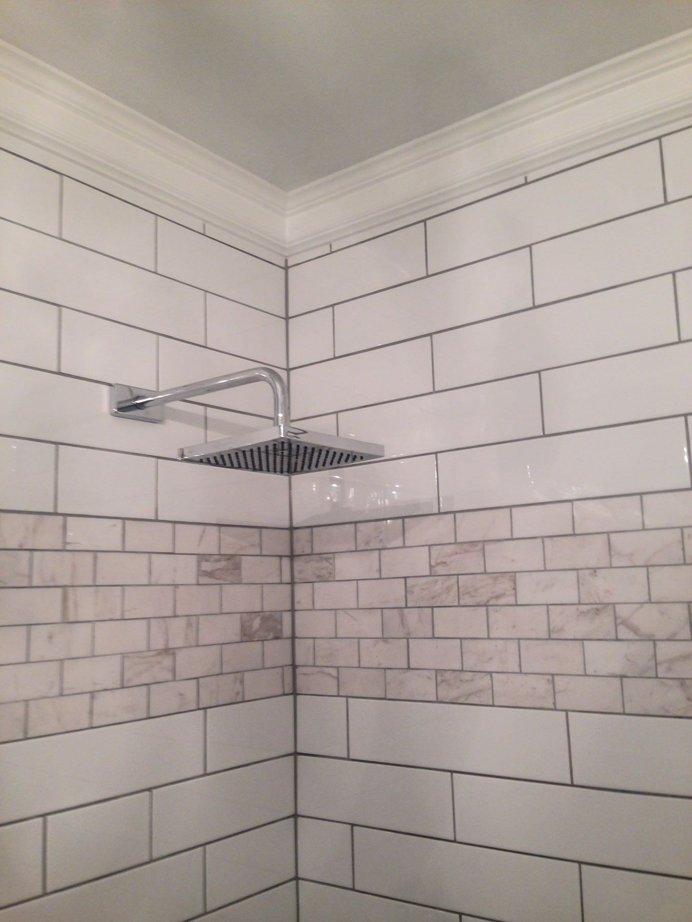 You Know What S Great About Udecor S Polyurethane Molding It S Waterproof Worry No More About Trim In Mold In Bathroom Bathroom Remodel Shower Shower Remodel