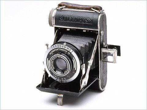 1936: Semi-Olympus I by Olympus