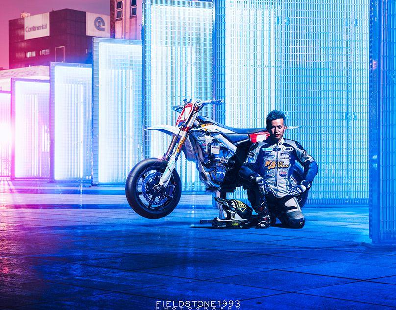 Kawasaki ZX10R on Behance