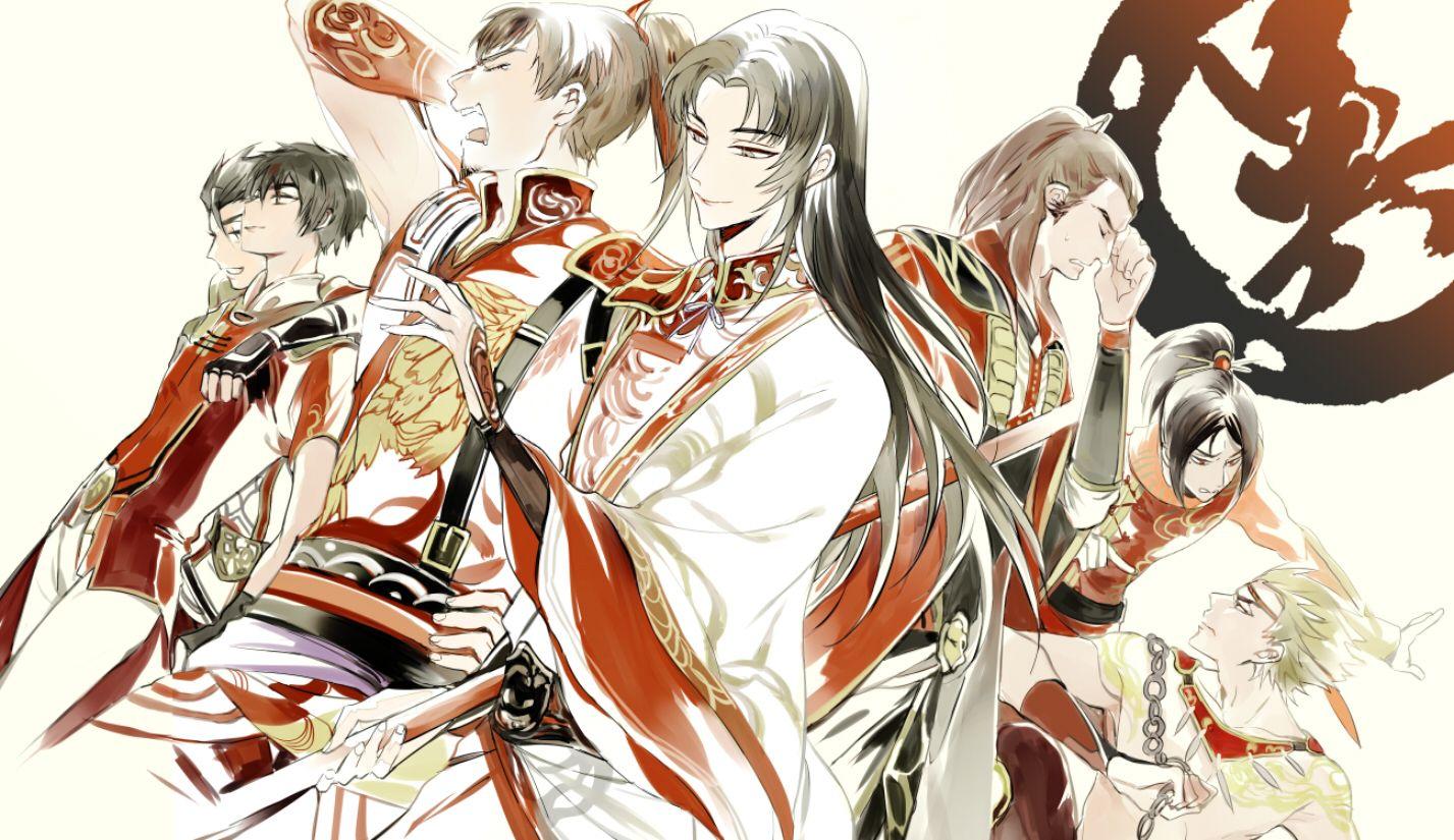 Tong Ling Fei Anime Characters Names: Xiahou Ji Dynasty Warriors Blast Zhang Fei39s Wife Lol Shin