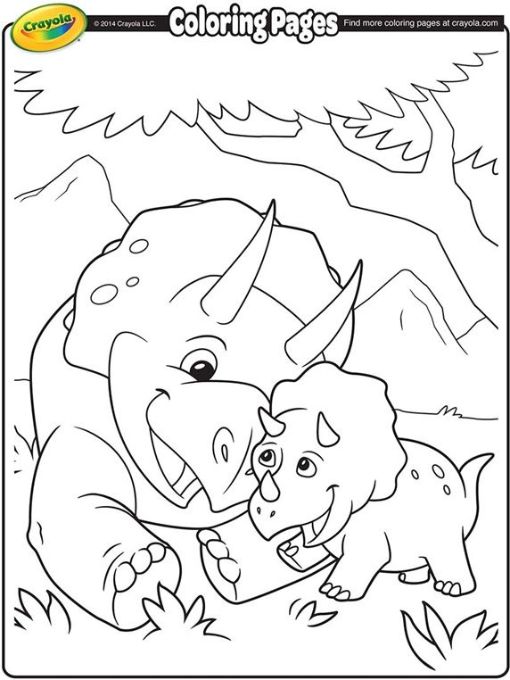 Triceratops On Crayola Com Crayola Coloring Pages Dinosaur Coloring Pages Printable Christmas Coloring Pages