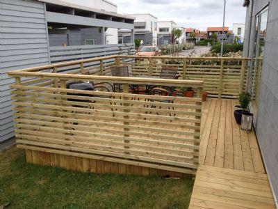 altan staket - Sök på Google   Vargvägen-Trädgård   Pinterest ...