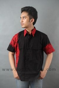 Hubungi 0812 8110 6669 Batik Nulaba. Beli Batik Semarang Model Blus Batik  Wanita.Toko 046d2a852b