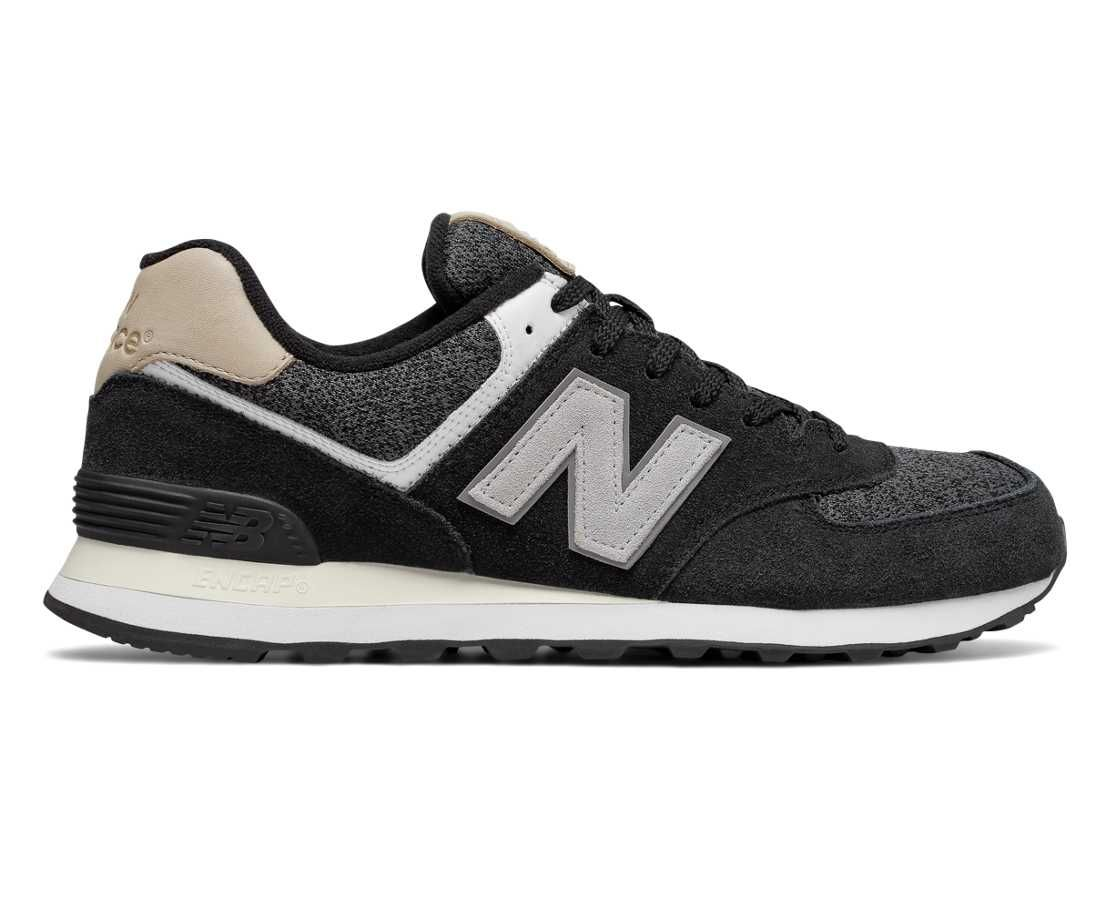 574 Classic, Black with Incense in 2019 New balance, New