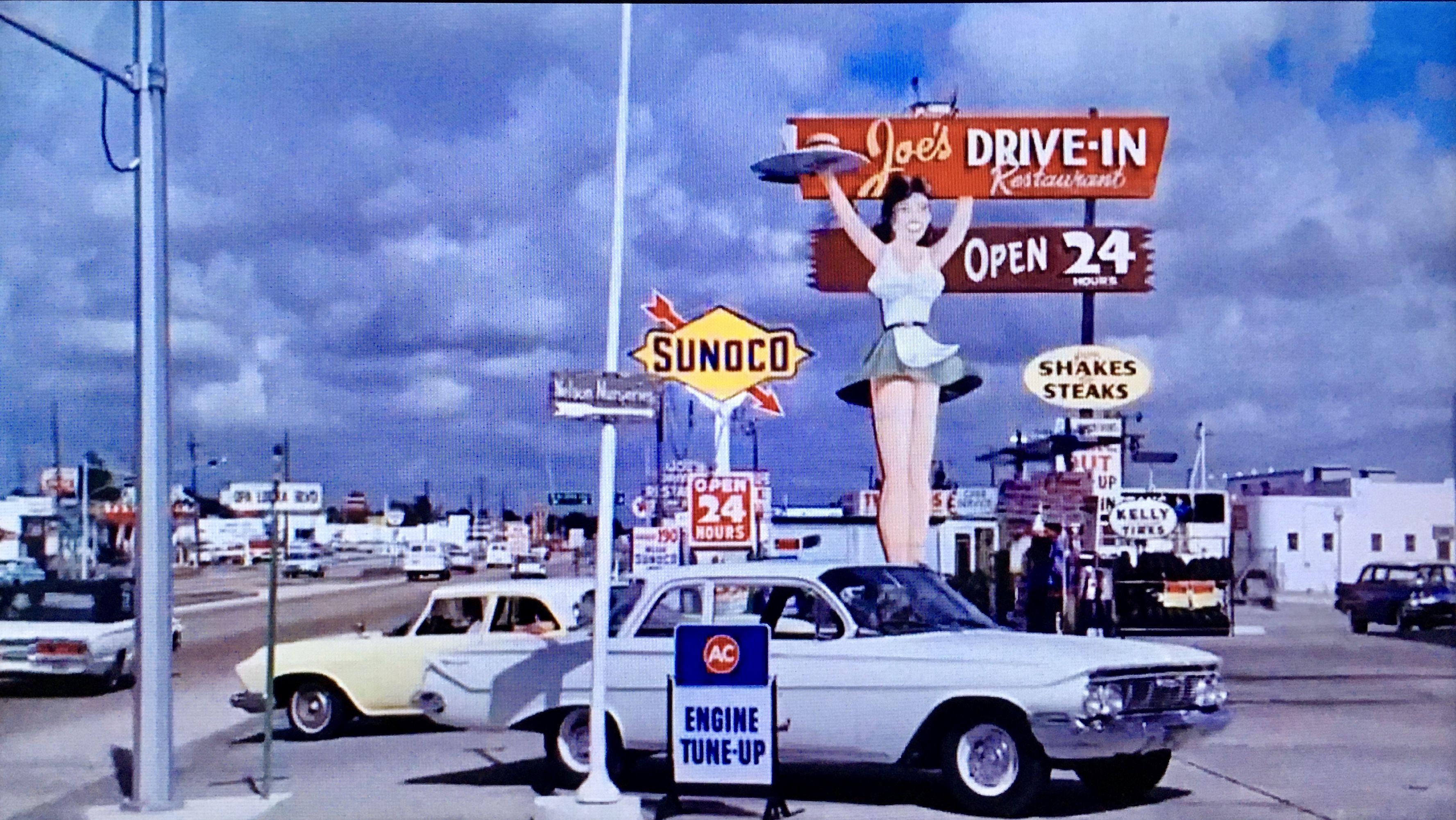 60 S Usa Scene From 007 Gold Finger 2020