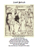 saint patrick history catholic ebook of st patricks life - St Patrick Coloring Page Catholic