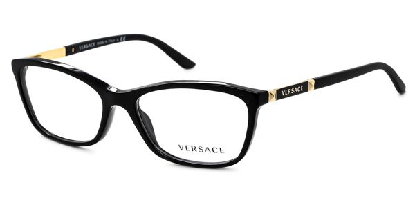 0f9f0c89a296 Versace VE3186 GB1 Eyeglasses