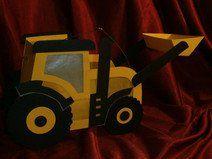 laterne bagger st martin bagger 3 5 jahre st martin laternen und traktoren. Black Bedroom Furniture Sets. Home Design Ideas