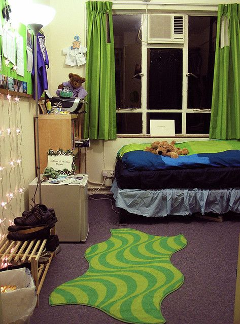 Student Living Room Decor: Dorm Living's Lessons For The Rest Of Your Life