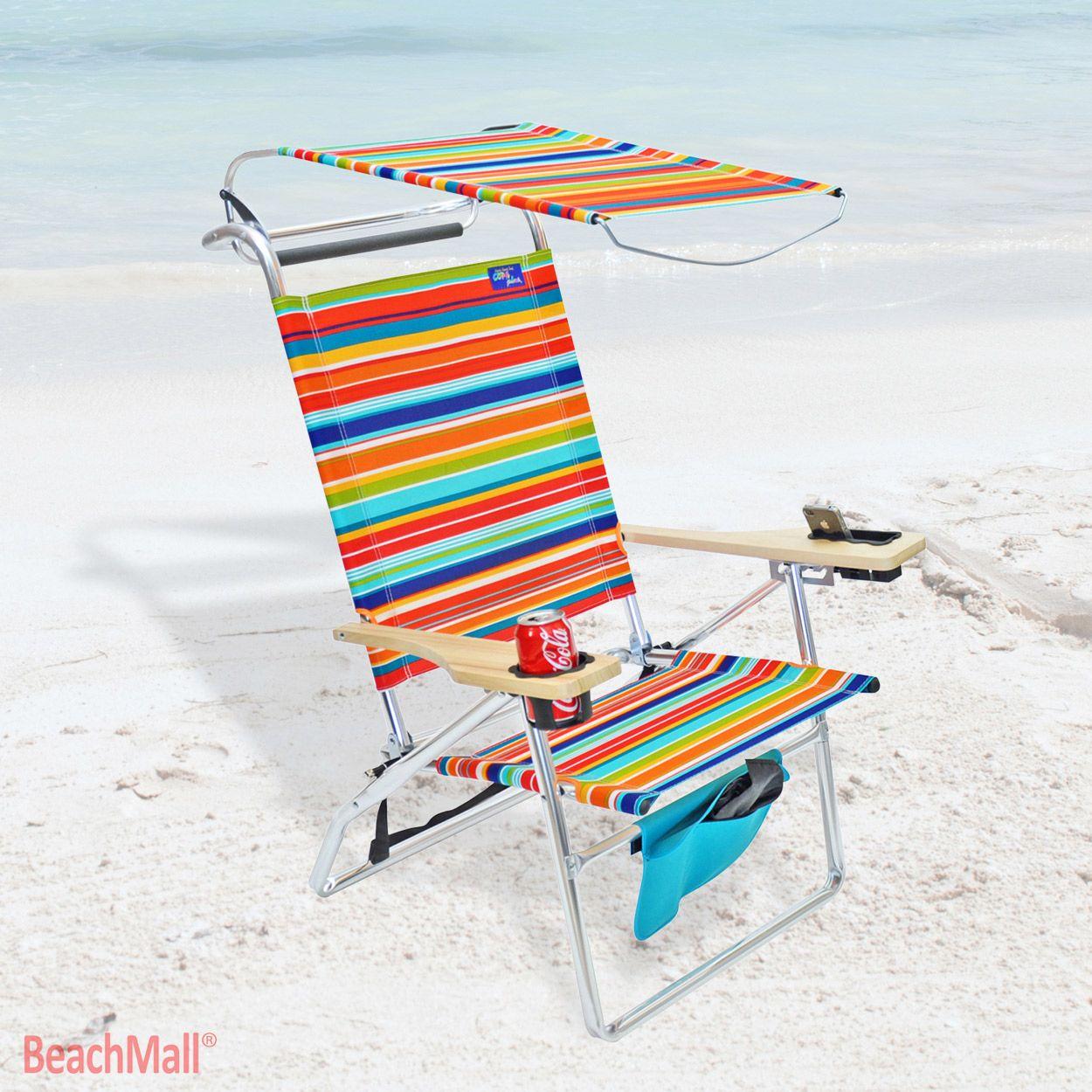 4 position Aluminum Beach Chair 79.99 http//www
