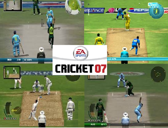 Ea Sports Cricket Game 2007 PC Full Version Is Free Here