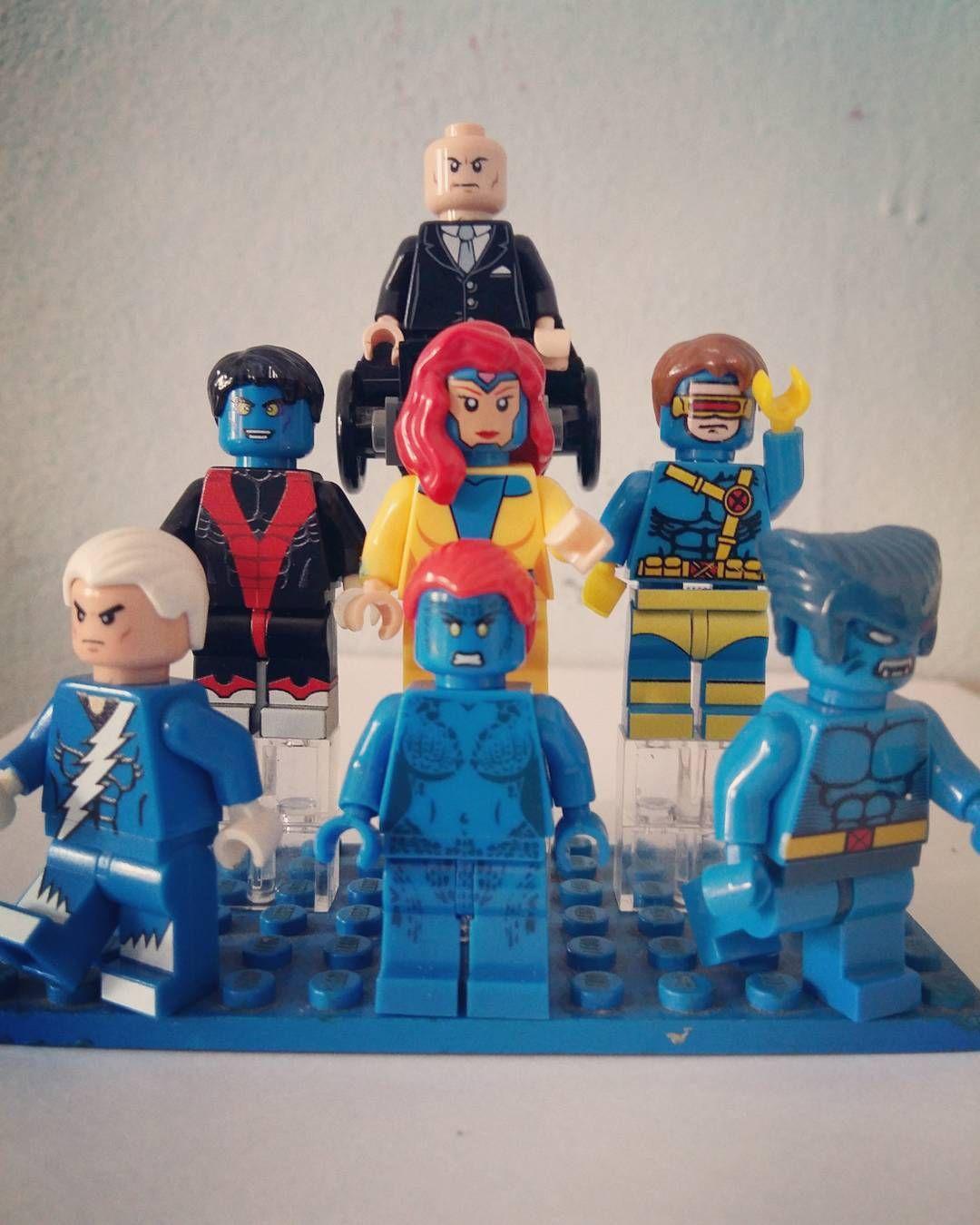 APOCALYPSE Custom Printed on Lego Minifigure!