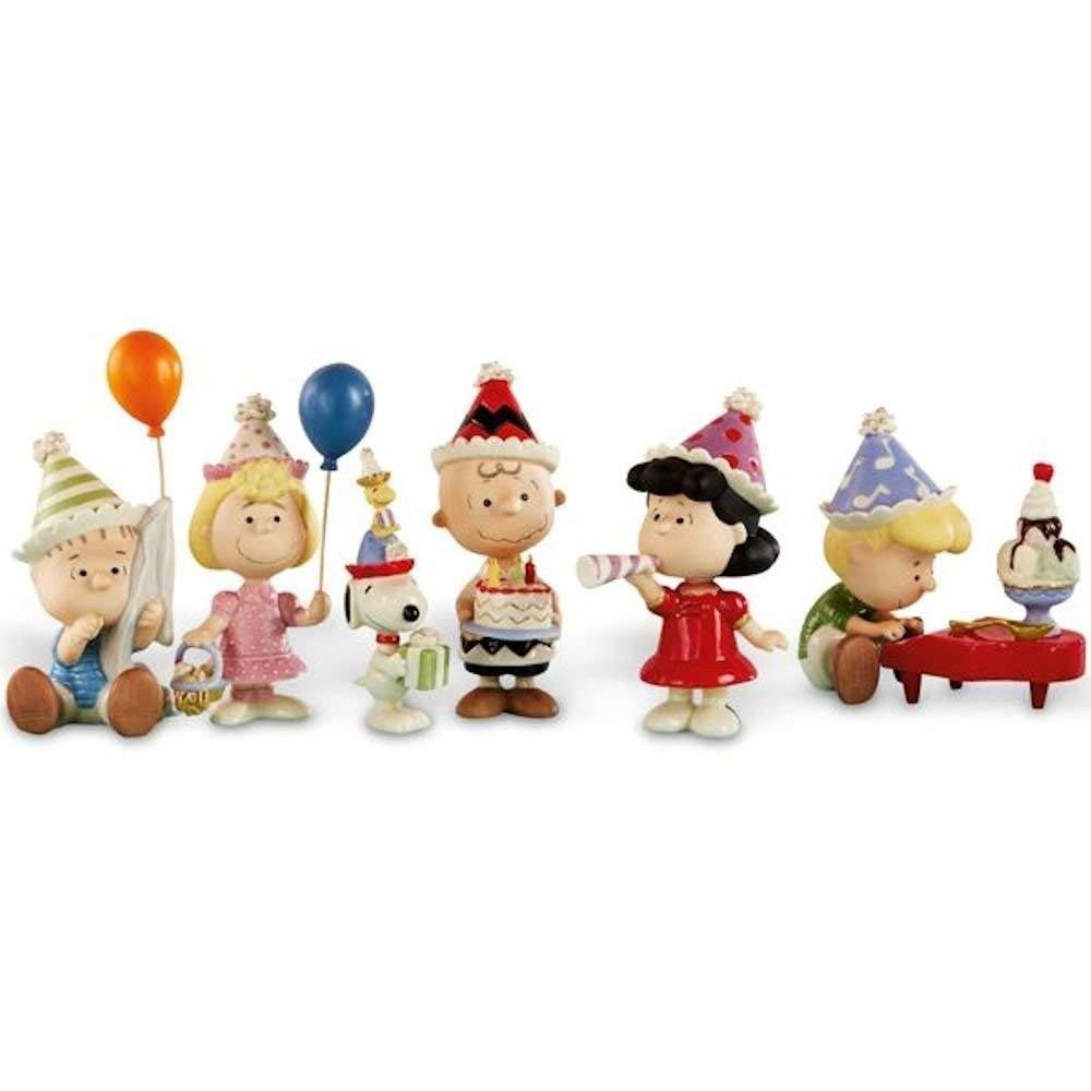 The Peanuts Gang's All Here