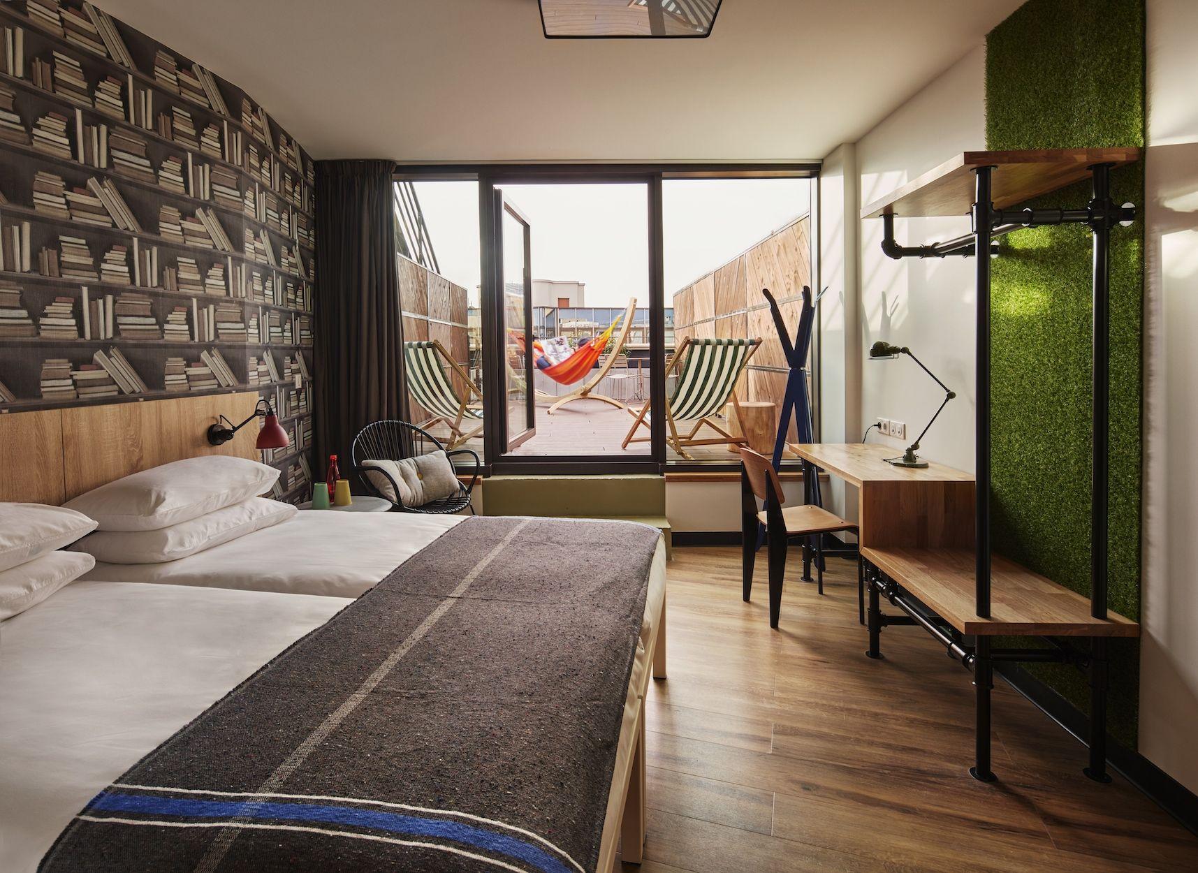 Reserve o seu Hostel Paris Generator