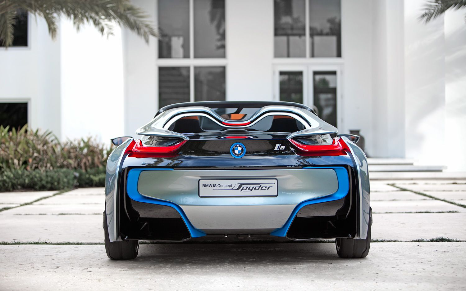 Image Result For Bmw I8 Back Z4 Futuristic Cars Concept Exotic