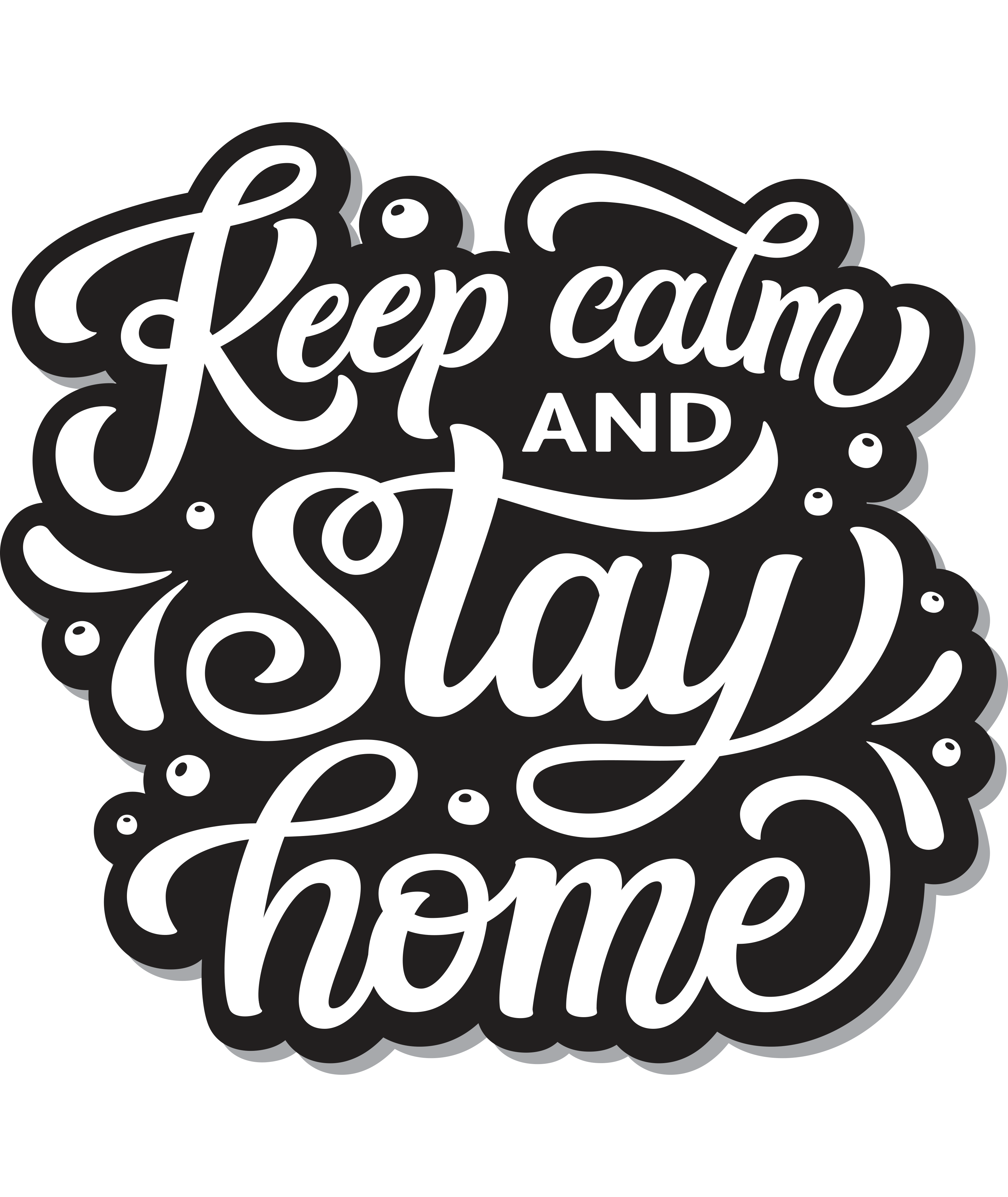 Keep Calm And Stay Home In 2020 Calm Quotes Believe Quotes Keep Calm Quotes
