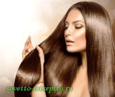 Рецепты красоты для волос в домашних условиях для