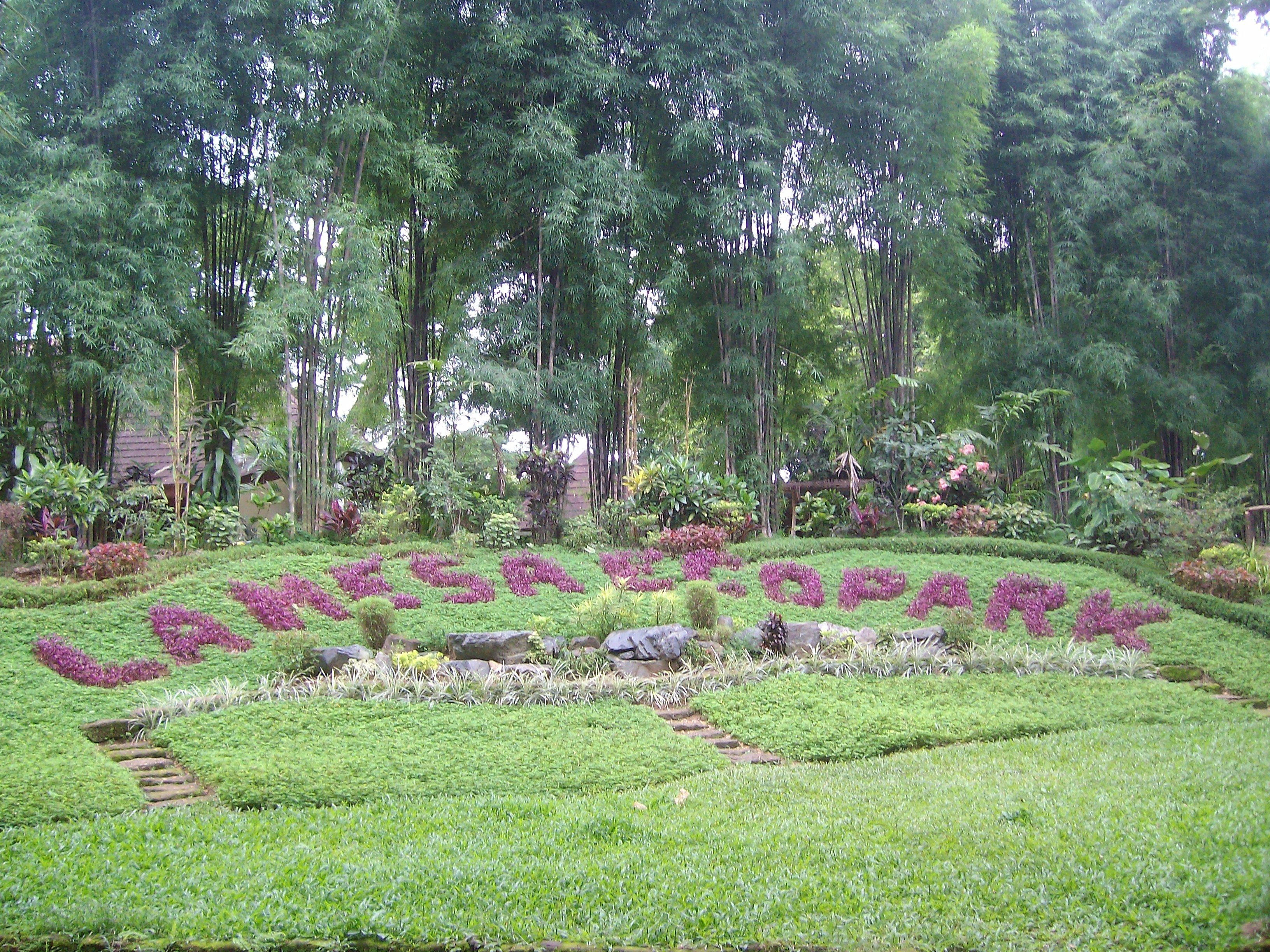 La Mesa Eco Park en Ciudad Quezón