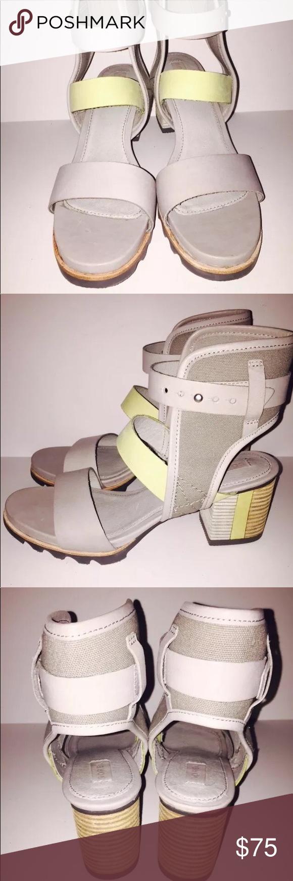 84ac2b81cf5f Sorel Addington Dove Gray Zest Green Sandals Sorel Addington Cuff Sandals  Dove Gray Zest Green