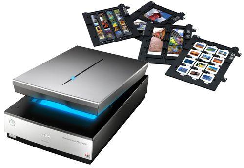 Epson v700 scanner software